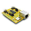 Arduino ENC28J60 Ethernet Shield