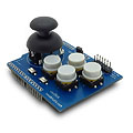 Arduino 4 Button Joystick Shield