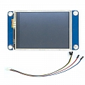 "Nextion 2.4"" HMI LCD Display For Raspberry Pi , Arduino"