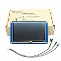"Nextion 4.3"" HMI LCD Display For Raspberry Pi , Arduino"