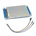 "Nextion 2.8"" HMI LCD Display For Raspberry Pi , Arduino"