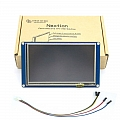 "Nextion 5.0"" HMI LCD Display For Raspberry Pi , Arduino"