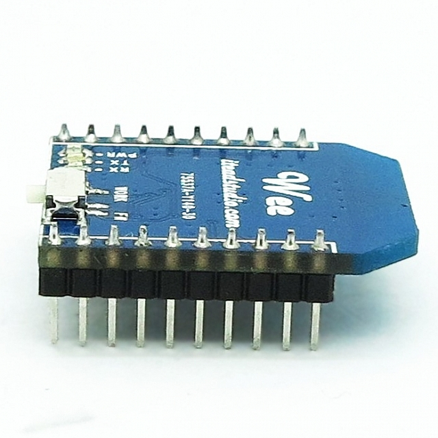 Wee Serial ESP8266 WIFI Module - Click Image to Close